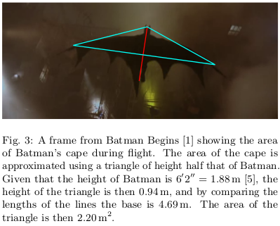 Batman area from Batman Begins