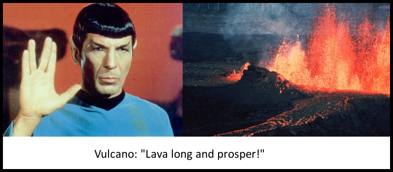 Vulcano: Lava long and prosper