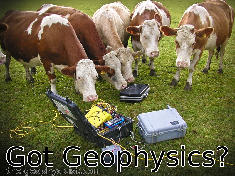 Got geophysics?
