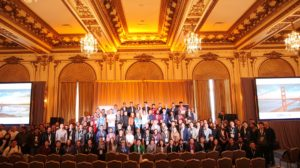 Kaggle Days SF Group Photo